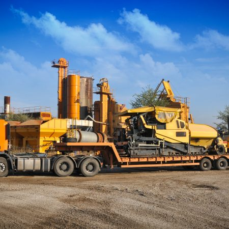 Transportation of oversized equipment and devices